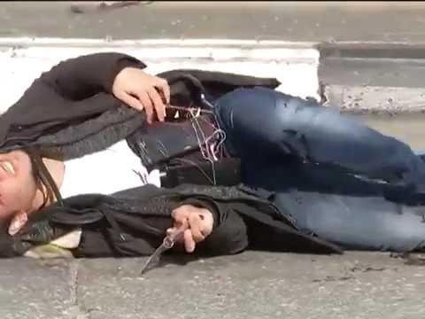 Ликвидация смертника в Израиле