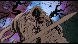 Video Trahir - Human effigy [Wizards Music Video]