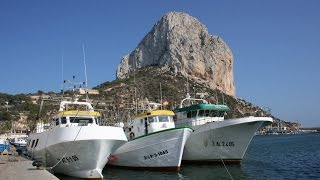 Calpe Spain  city photo : Calpe - España/ Espagne/ Spain (Music by Acoustical Roots)
