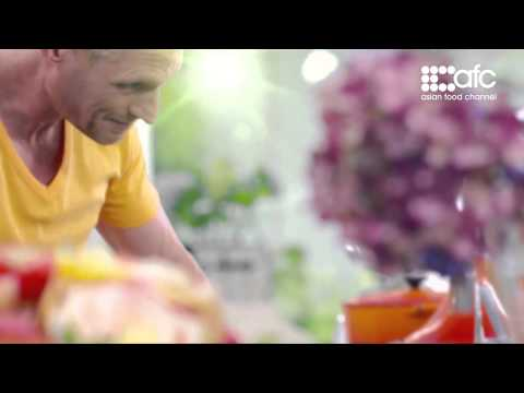Asian Food Channel (AFC) Showreel 2012