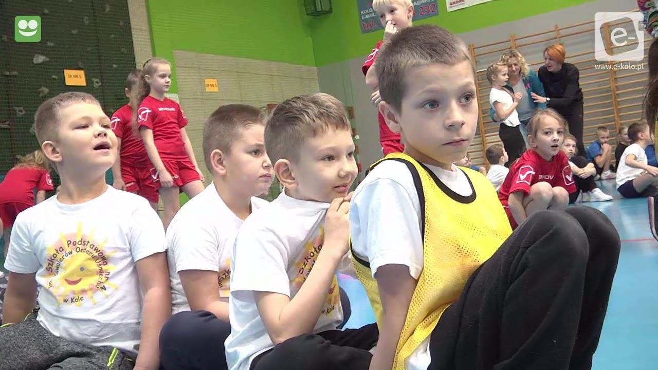 Szkoły Podstawowe na sportowo - turniej w MOSiR