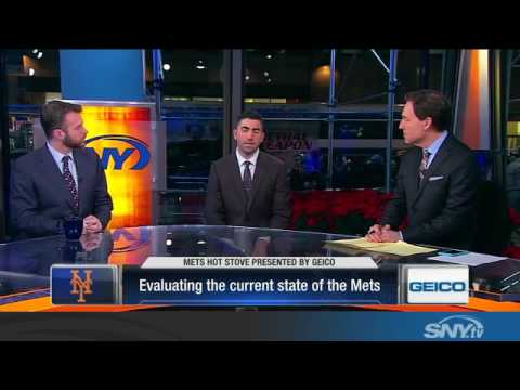 Video: Mets Hot Stove: Where do the New York Mets stand in 2017?