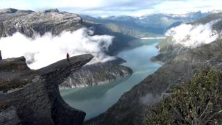 Roldal Norway  city pictures gallery : 2014 Norway - Day 5: Roldal, Trolltunga, Eidfjord