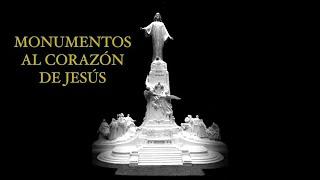 Monumentos al Sagrado Corazón - EN VOS CONFÍO
