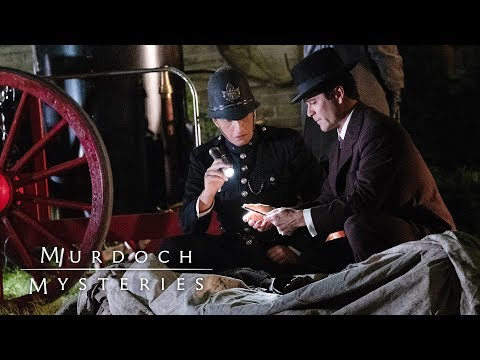 "Murdoch Episode 14, ""sins Of The Father"", Preview 