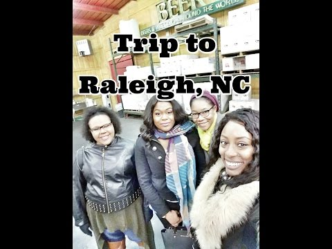 Trip to Raleigh, NC