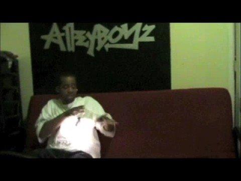 Alleyboyz CEO SPIT