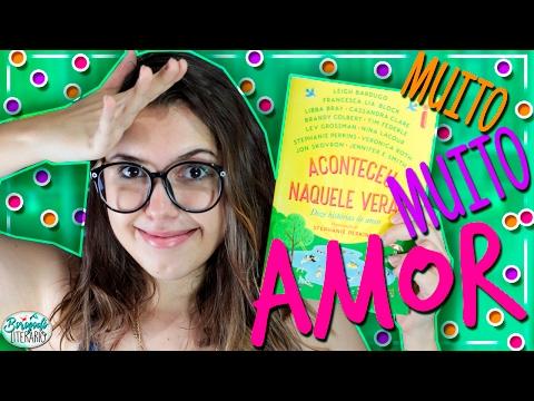 SORTEIO | Aconteceu Naquele Verão | Resenha | Semana Especial Intrínseca | Borogodó Literário