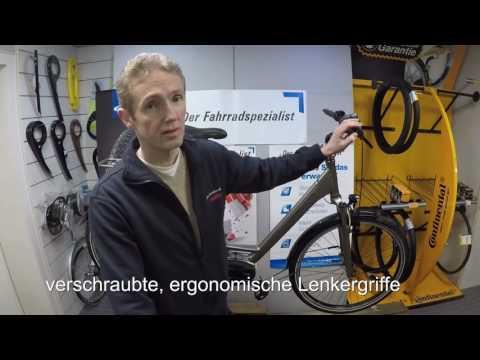 E-Bike Hercules Imperial R8 Vorstellung