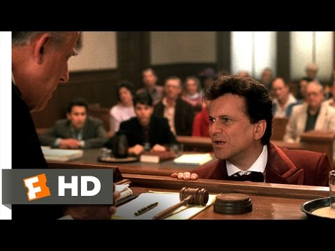 """My Cousin Vinny (4/5) Movie CLIP - Two """"Yutes"""" (1992) HD"""