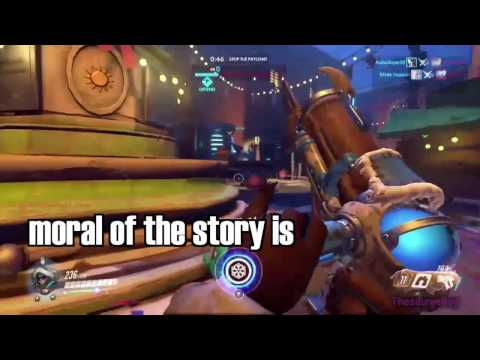 Overwatch Tale - How Get Rid Of A Phony CamWhore With IAMURDADIRL