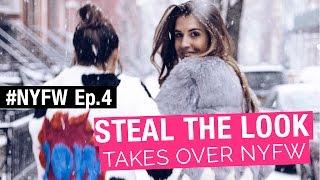 #StealTheLookTakesOverNYFW - Ep. 4 | Kelly Piquet, Cintia Dicker, desfiles e muito mais