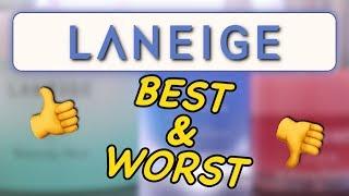 LANEIGE Skincare Review | Korean Skincare