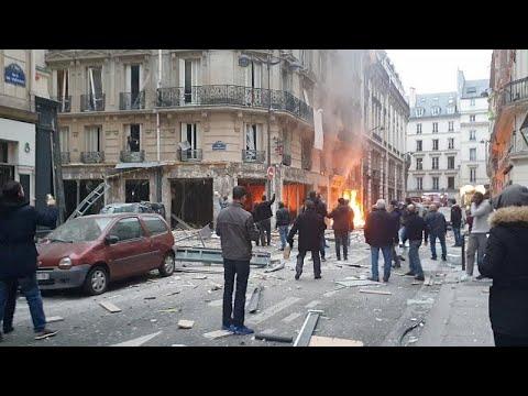 Παρίσι: Στους 4 ο αριθμός των νεκρών από την έκρηξη