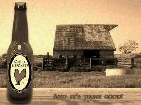 Cold Cocked Beer TV Commercial