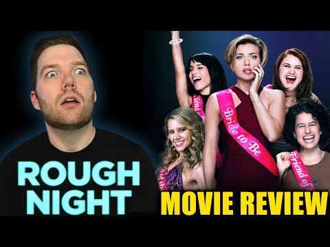 Rough Night - Movie Review