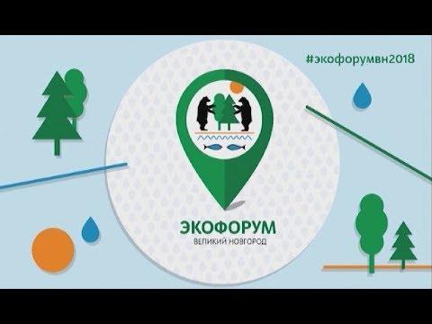 В Великом Новгороде прошел экологический форум
