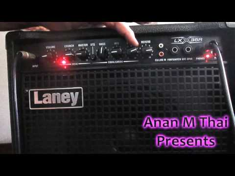 New Lenay LX35R  (Sound TEST)