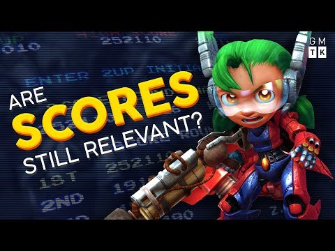 Are Score Systems Still Relevant?   Game Maker's Toolkit