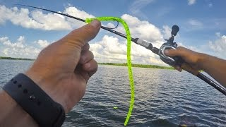 Video Bass Fishing Off the Bank | NEW LURES & TIPS MP3, 3GP, MP4, WEBM, AVI, FLV Januari 2019