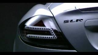 Mercedes SLR McLaren - Dream Cars
