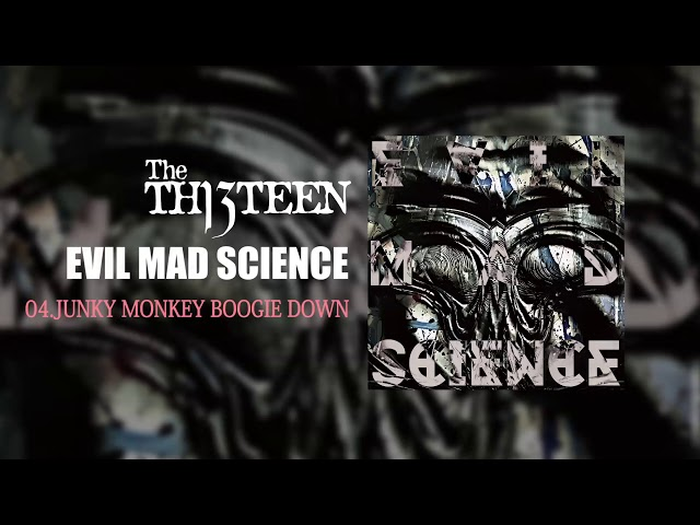 The THIRTEEN - EVIL MAD SCIENCE - Trailer