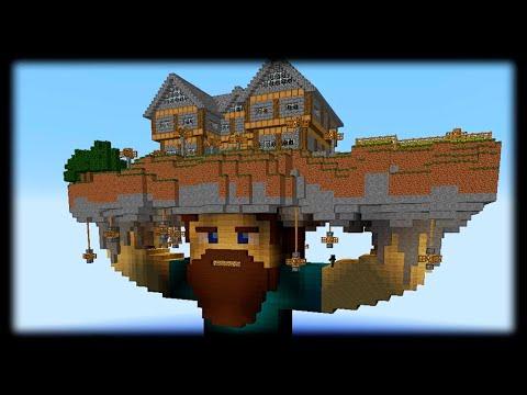 Самый Необычный Механический Дом в Minecraft (Обзор Карты 12) (видео)