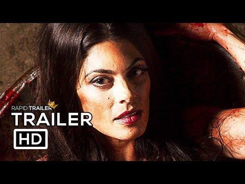 DEATH HOUSE Official Trailer (2018) Lindsay Hartley Horror Movie HD