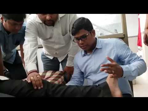 Chiropractic Practical Training In India By Dr.Rajneesh Kant Part-2