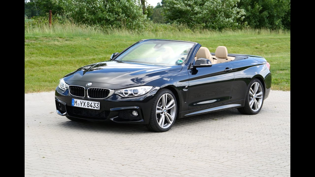 2014 BMW 420d (184hp) M-Sport – DRIVE & SOUND (1080p)