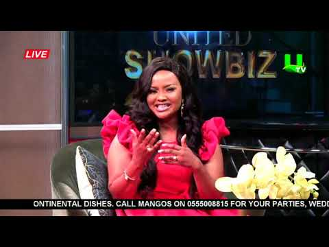 United Showbiz with Empress Nana Ama McBrown featuring Shatta Wale (13/06/2020)