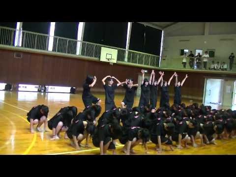 寝屋川市立友呂岐中学校30期生(ダンス3期生)ダンス