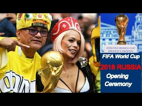(FIFA World Cup 2018 Russia Opening Ceremony - Duration: 3 minutes, 20 seconds.)