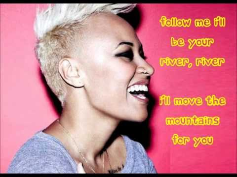 river - I love Emeli Sandé and love this song. I noticed there wasn't a lyric video for this song on YouTube so i decided to make one:) Hope you like it! Comment, li...
