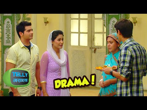 Naksh Yells At Akshara | High Voltage Drama In Yeh