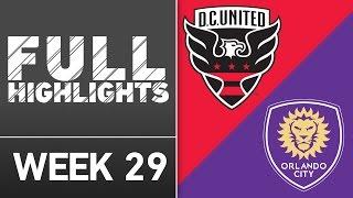 HIGHLIGHTS | D.C. United 4-1 Orlando City SC by Major League Soccer