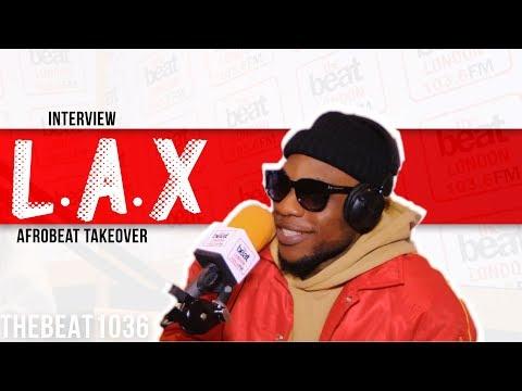 L.A.X talks about Wizkid, Pocket Money for Videos & Headline show