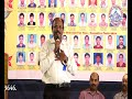 Everest Coaching Point Director Srinivasulu Reddy Sir Speech