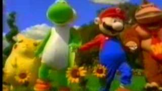 Super Smash Bros Commercial (N64)