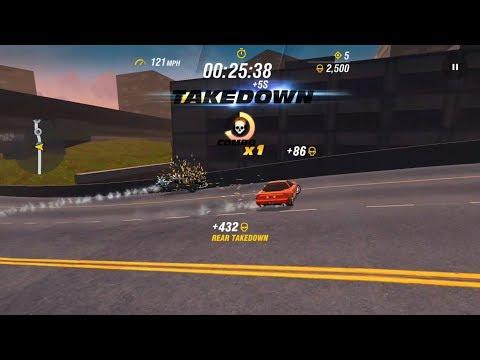 Fast & Furious Takedown - Takedown - Acura NSX (2000)