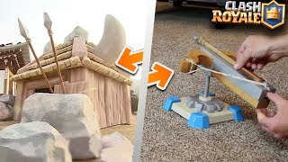 Video 9 Amazing Creations Inspired From Clash Royale! MP3, 3GP, MP4, WEBM, AVI, FLV Desember 2017