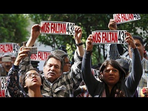 Μεξικό: Πόρισμα «καταπέλτης» για την εξαφάνιση των 43 φοιτητών