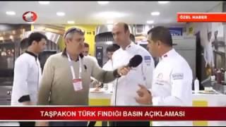 Taşpakon Türk Fındığı Basın Açıklaması