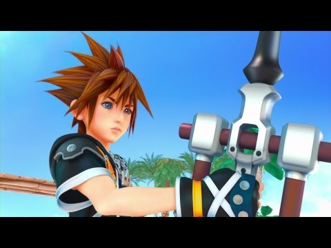 "Kingdom Hearts 3 Announced as ""In Development"" during E3"