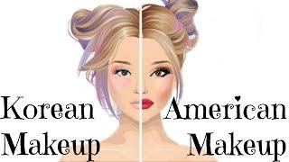 American vs Korean makeup !!!! Stardoll makeup tutorial !!!stardoll, stardoll tutorial, stardoll makeup tutorial,korean makeup, american makeup, korean vs american makeup, american vs korean makeup, instagram makeup