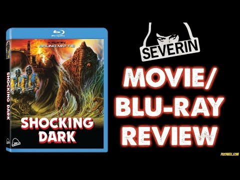 SHOCKING DARK (1989) - Movie/Blu-ray Review (Severin Films)