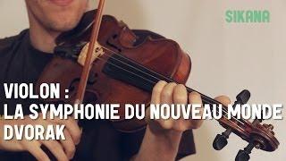 Cours De Violon : La Symphonie Du Nouveau Monde De Dvorak - HD