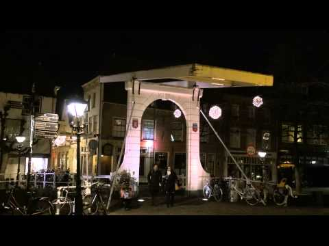 Heart of Alkmaar at Night