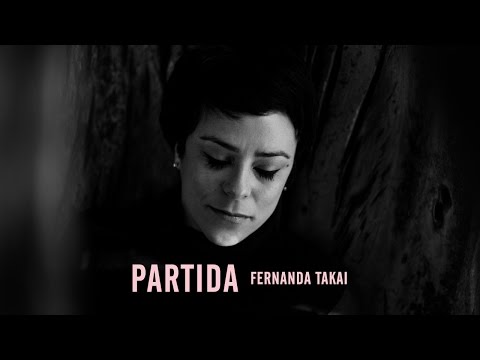"Fernanda Takai divulga videoclipe de ""Partida"""