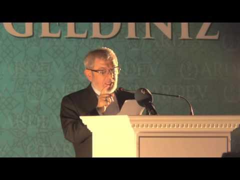 İftar Programı 2016 Konuşması - Ali Rıza DEMİRCAN | ARDEV